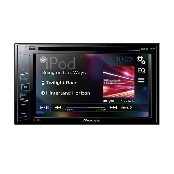 Pioneer Car Audio  (AVH-190DVD)