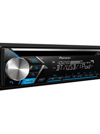 Electronics On Edge: Pioneer Car Audio (DEH-S4000BT)