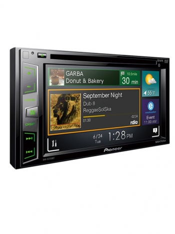 Electronics On Edge: Pioneer Car Audio  (AVH-X1800S)