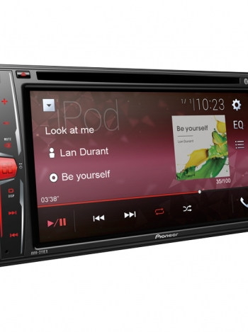 Electronics On Edge: Pioneer Car Audio (AVH-211EX)